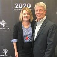 Joanne & Bruce Root