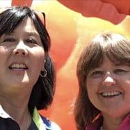 Lois Threkheld & Amy Yoshimitsu